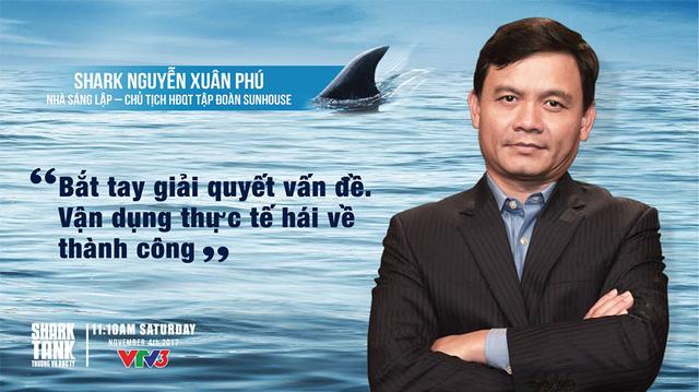 shark anh vương