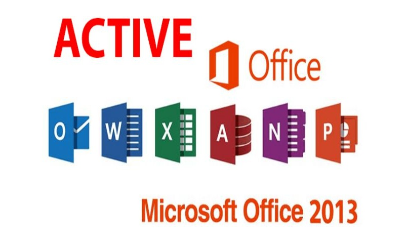 Active, Crack Office 2013 Professional Plus chính là bẻ khóa phần mềm