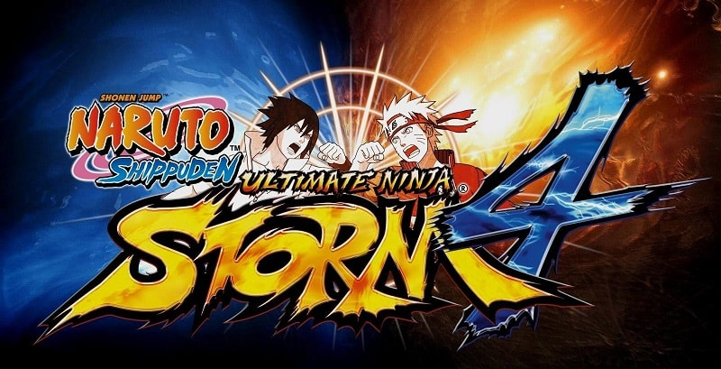 Việt Hóa game Naruto Shippuden Ultimate Ninja Storm 4