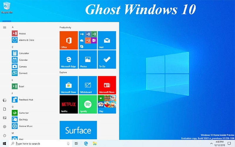 Ghost Win 10 64bit Google Drive