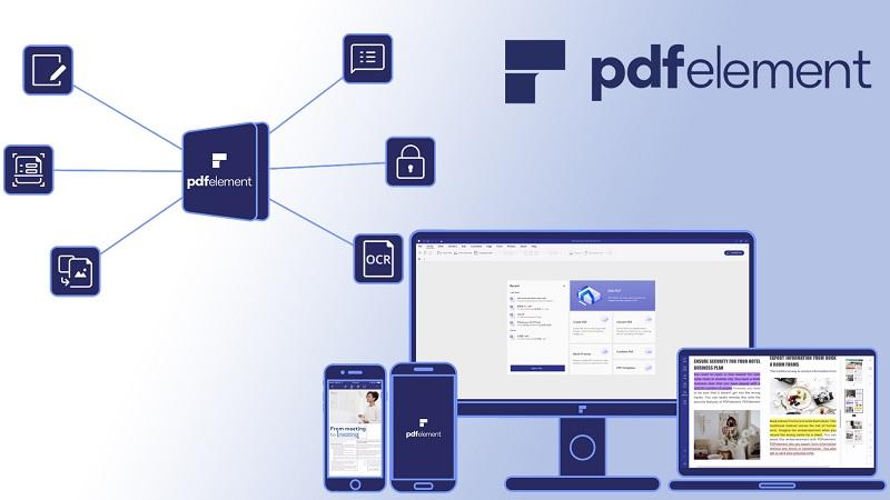 Phần mềm PDFElement