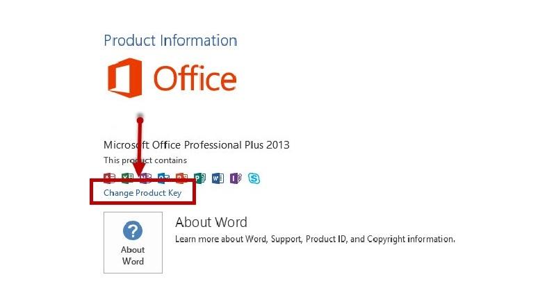 Sử dụng Key miễn phí kích hoạt phần mềm