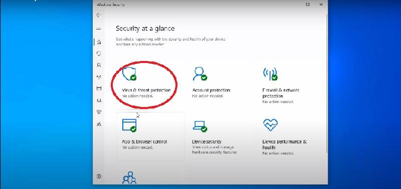 Tắt phần mềm diệt virus khi cài đặt Adobe Acrobat Pro Full Crack