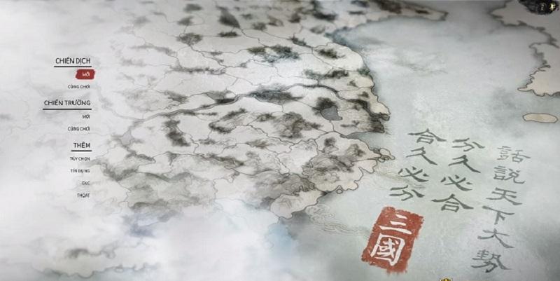 Trải nghiệm game Mod Total War Three Kingdoms sau khi hoàn thành cài đặt