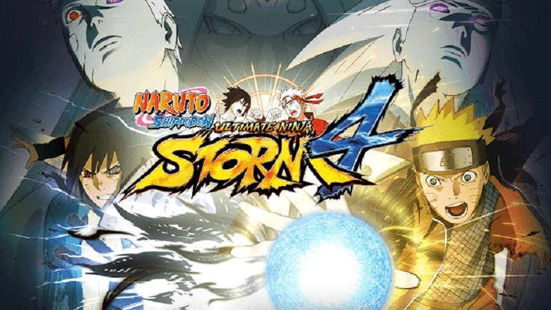 Game Naruto Shippuden Ultimate Ninja Storm 4