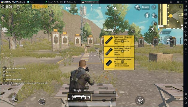 Hack Pubg Mobile cho game dễ dàng