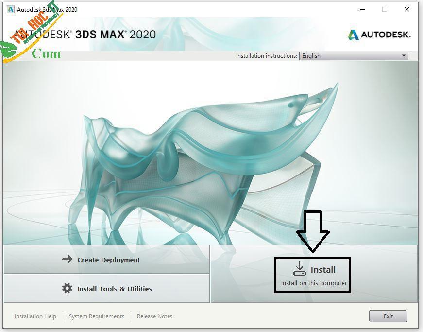 3ds max 2020-3