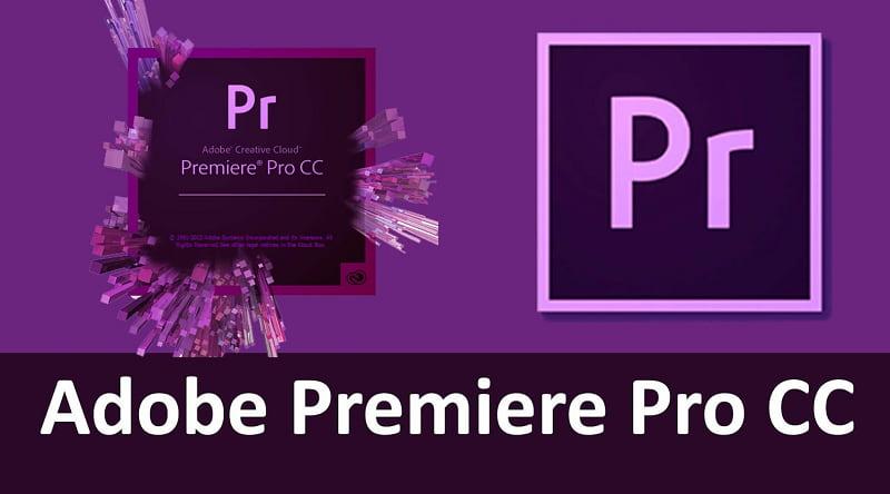 Phần mềm Adobe Premiere Pro CC 2018