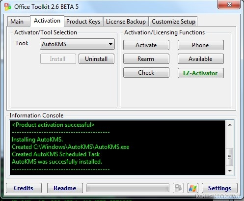 microsoft toolkit 2.6.4-6