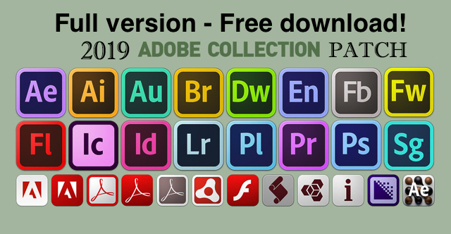 adobe cc 2019 patch-6
