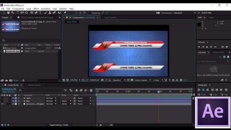 adobe after effects cc 2018-3