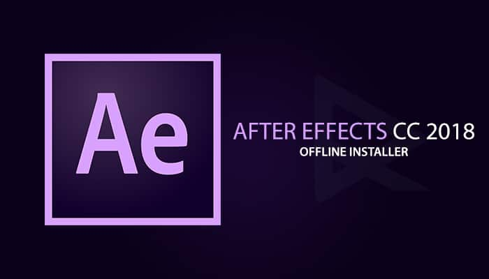 after effect 2018-5