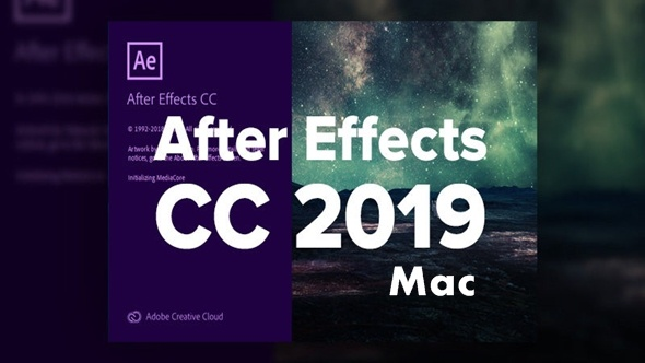 after effect cc 2019-5