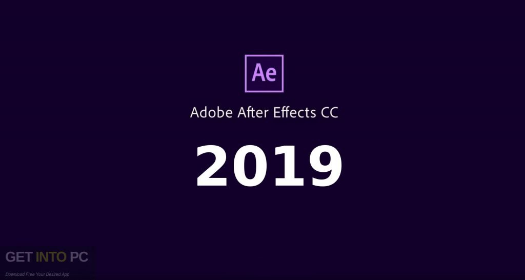 after effect cc 2019-7