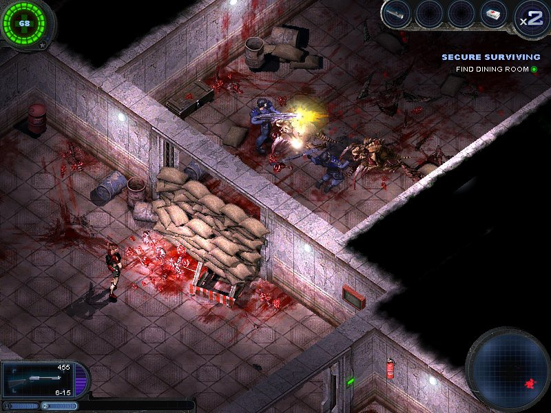 download game alien shooter 2-1