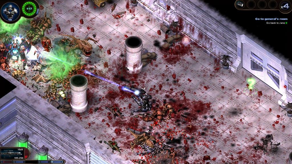 download game alien shooter 2-8