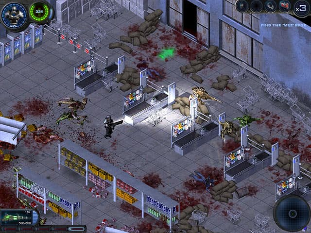 tai game alien shooter 2-2