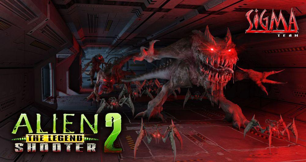 tai game alien shooter 2-5