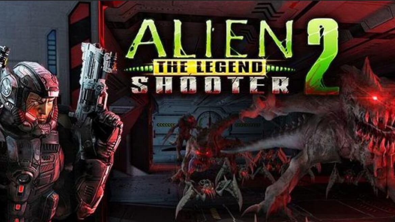 game alien shooter 2-3