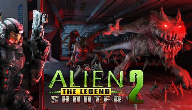 game alien shooter 2-5