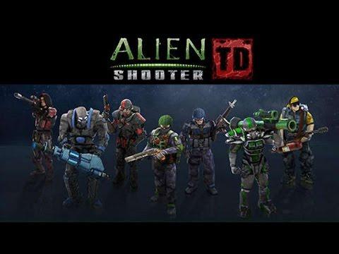 alien shooter td-1
