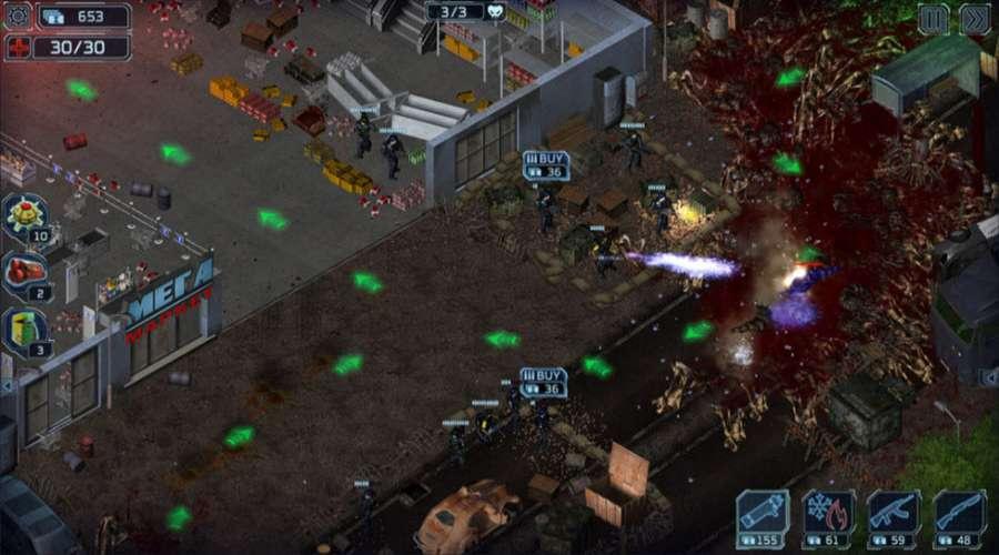 alien shooter td-4