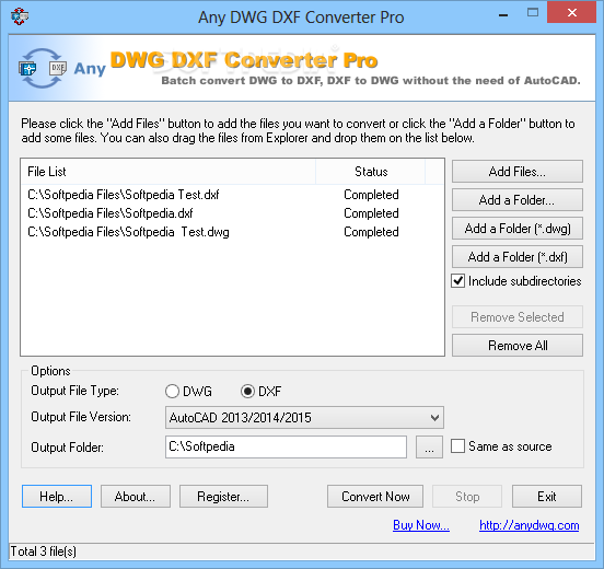 any dwg dxf converter pro-0