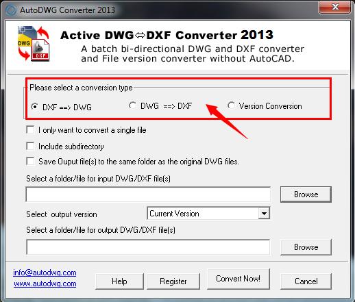 any dwg dxf converter pro-5