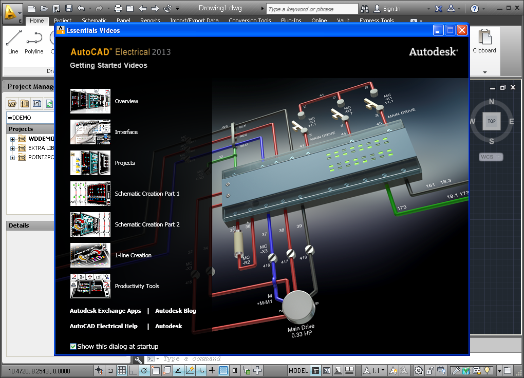 download autocad electrical-4