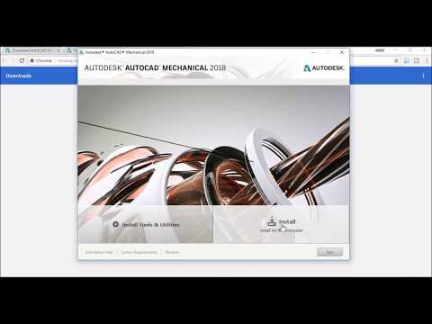 autocad mechanical 2018-7