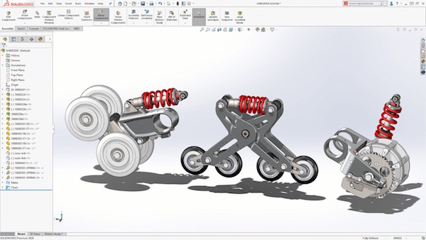 solidworks 2020-5