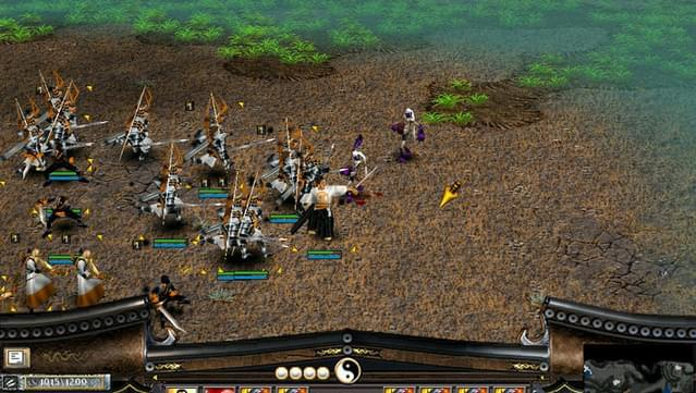battle realms + winter of the wolf-0