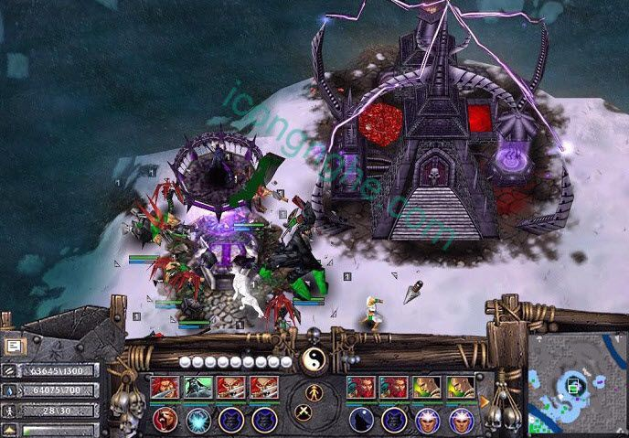 battle realms + winter of the wolf-1