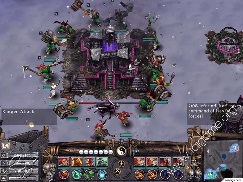 battle realms + winter of the wolf-5