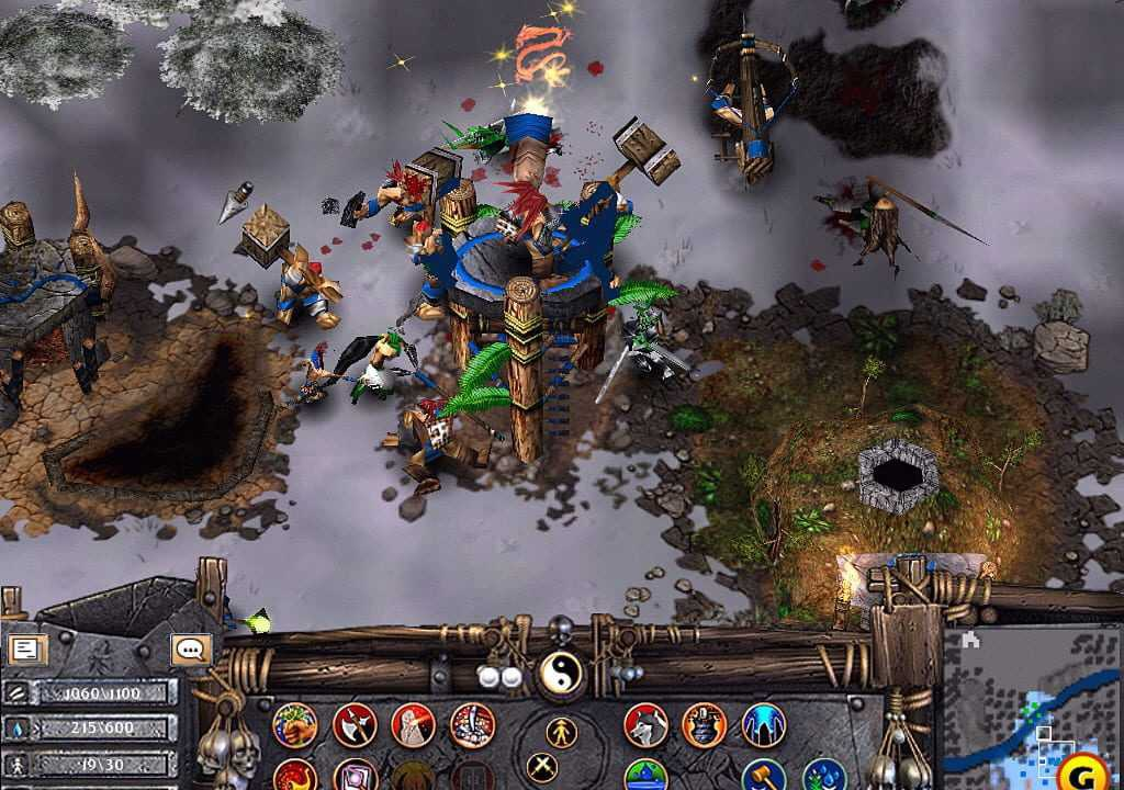 battle realms + winter of the wolf-7