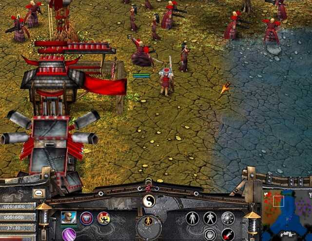 battle realms + winter of the wolf-9