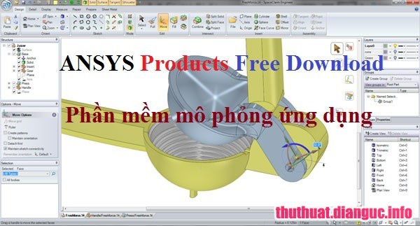 download phần mềm ansys-7