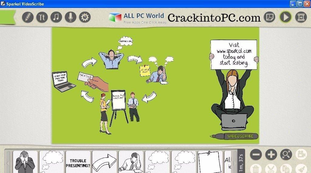 tải videoscribe full crack-5