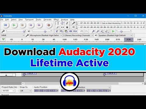 tải audacity full crack-4