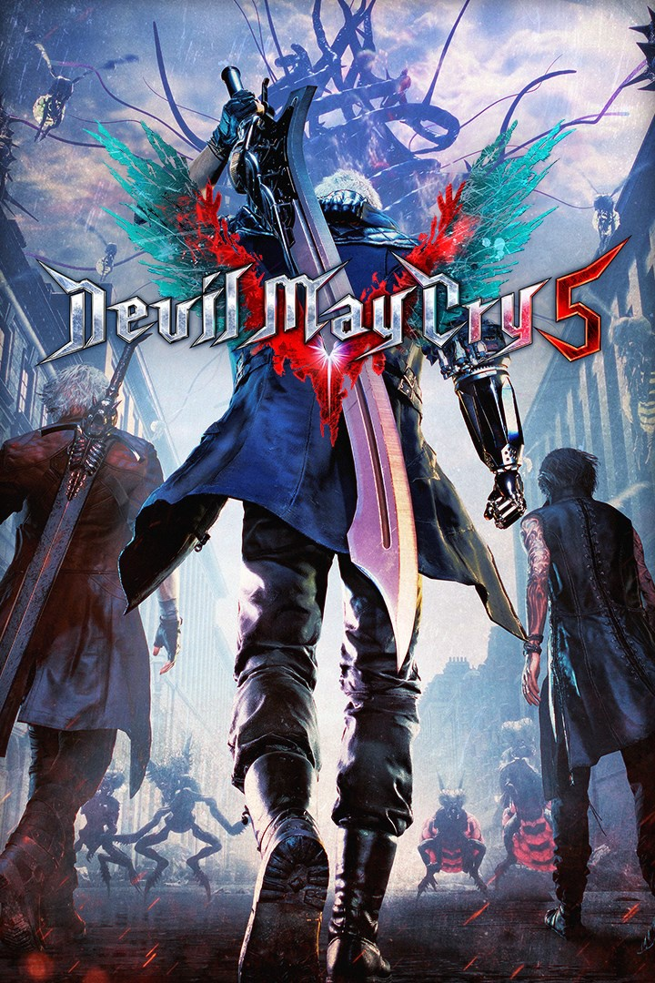 download devil may cry 5-1