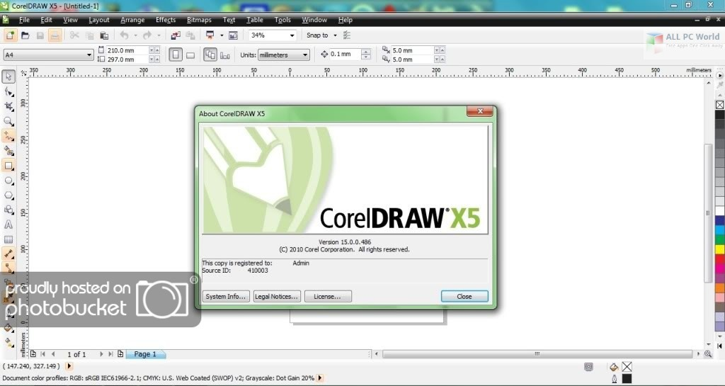 download corel x5-1