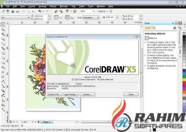 download corel x5-2