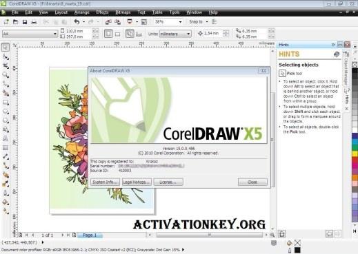 download corel x5-4