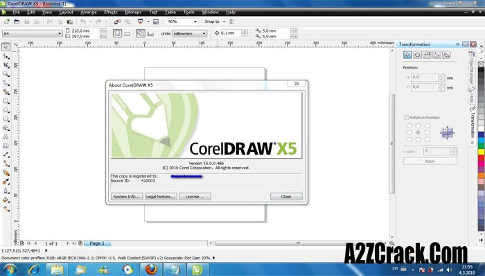 download corel x5-5