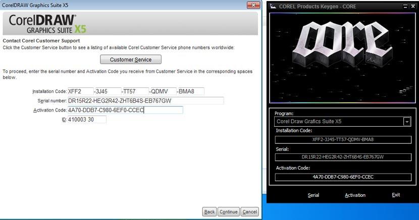 download corel x5-7