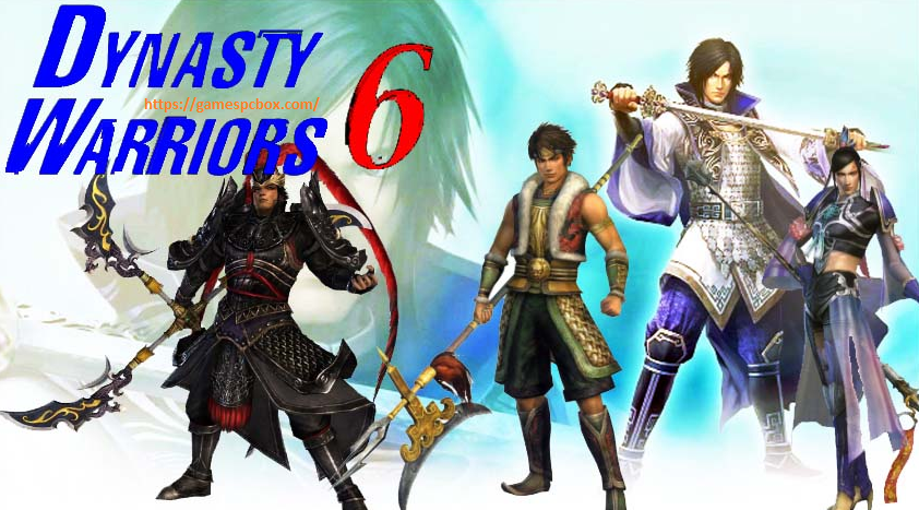 dynasty warriors 6 download-1