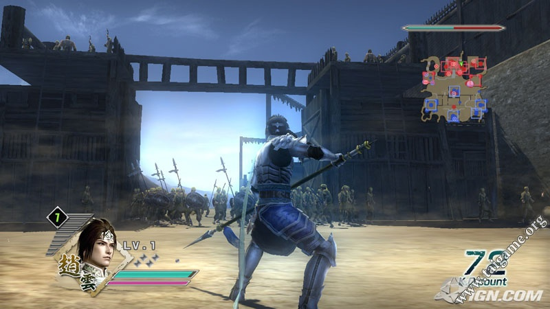 download game dynasty warriors 6-4