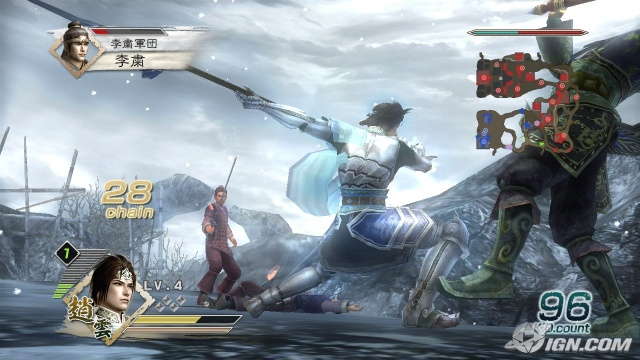 download game dynasty warriors 6-7