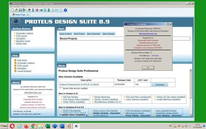 proteus 8.9-8