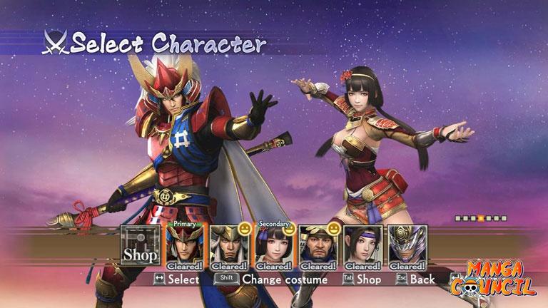 download samurai warriors 4-1